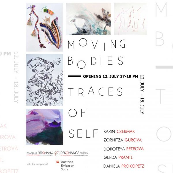 Moving Bodies – Traces of self
