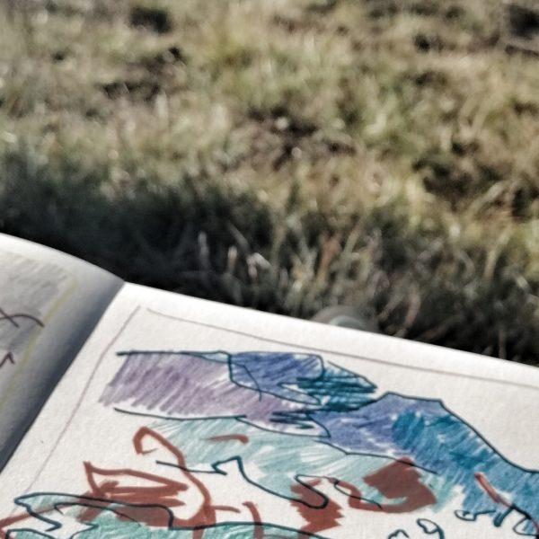 Literatur outdoors